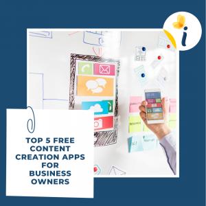 Content Creation Apps for Social Media (facnook, Instagram, Twitter etc)