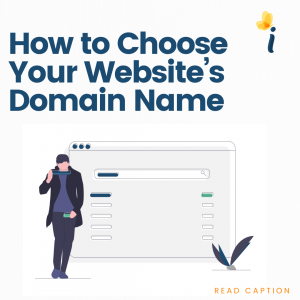 How to Choose a Good Domain Name in Nigeria